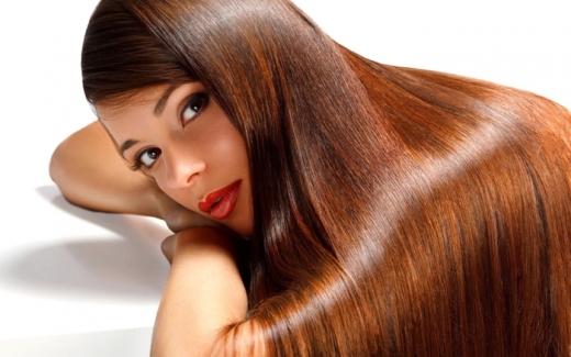 Добиться блеска волос домашних условиях 424