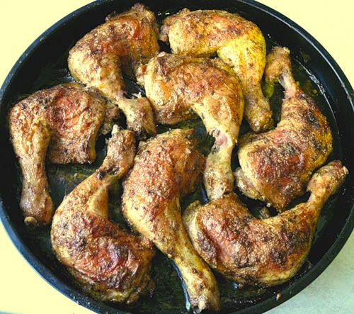 Куриные ножки вкусные на сковороде с фото