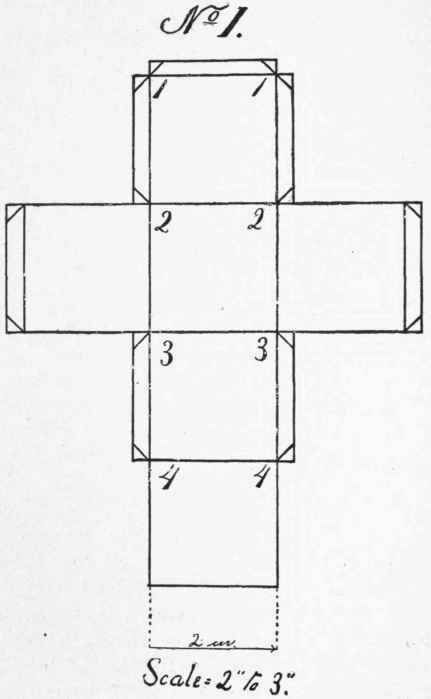 Как сделать из картона кубики своими руками