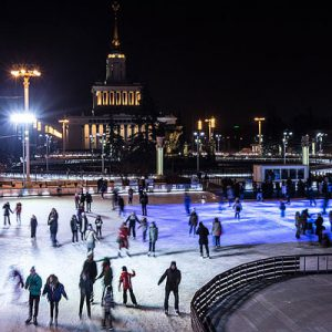 Куда пойти в выходные в Москве