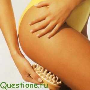 Как бороться с целлюлитом в домашних условиях?