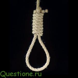 Какой узел нельзя развязать?