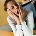 Почему постоянная сонливость?