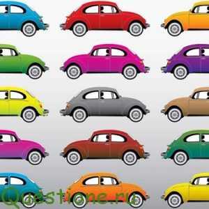 Какого цвета выбрать машину?