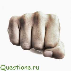 Как усилить удар кулаком