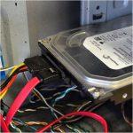 Как установить жёсткий диск на компьютер?