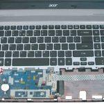 Как разобрать ноутбук acer?