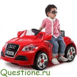 Как выбрать первую машину?