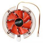Как снять вентилятор с процессора?