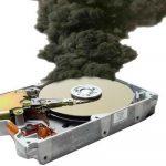 Как убить жесткий диск?