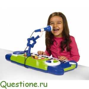 Как выбрать синтезатор для ребёнка