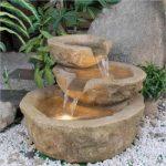 Как сделать на даче фонтан?