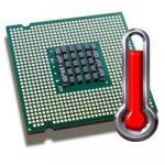 Какая максимальная температура процессора?