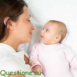 В каком возрасте дети начинают видеть?