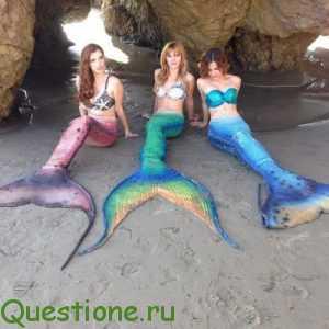 Как появились русалки?