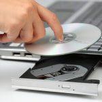 Как переименовать дисковод?