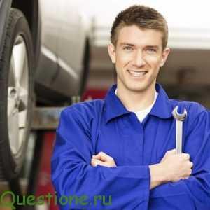 Как стать автомехаником?