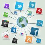 Как войти в социальные сети?
