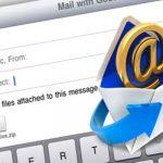 Как вводить электронную почту?