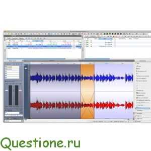 Какой программой можно обрезать музыку?