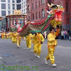 Как сделать китайского дракона?