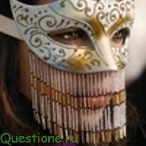 Как сделать венецианские маски своими руками?