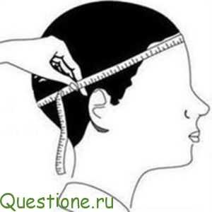 Как узнать размер головного убора?