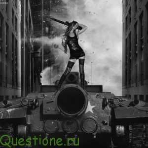 Как в world of tanks заехать в здание?