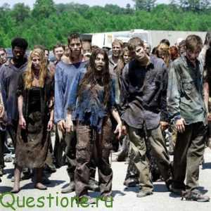 Как выжить при зомби апокалипсисе?