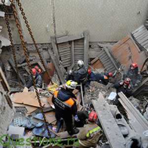 Кто пострадал при взрыве в Перми 8 ноября?