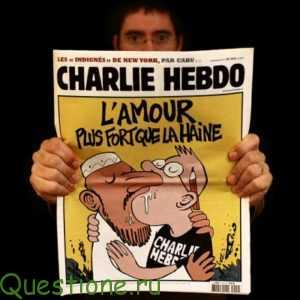 Почему карикатуристы из Charlie Hebdo не делали карикатуру на убийство своих сотрудников?