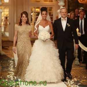 Что должны делать родители на свадьбе своих детей?