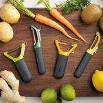 Что такое овощечистки?