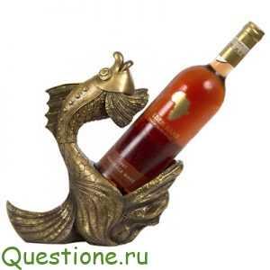 Какие бывают бутылкодержатели?