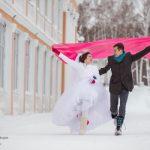 Какие плюсы и минусы у свадеб зимой?