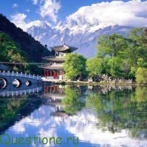 """Почему Китай называют """"Поднебесной"""" страной?"""
