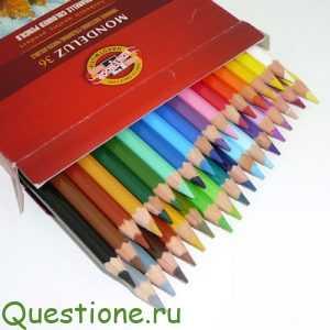 Как выбирать карандаши?