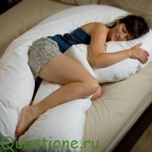 Почему лучше спать на левом боку?