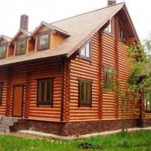 Как утеплить дом из бруса?