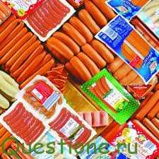 Какая польза после отказа от колбас, сосисок и ветчины?
