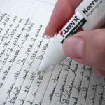 Что такое корректура текста?