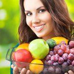 Как сохранить молодость с помощью продуктов питания?