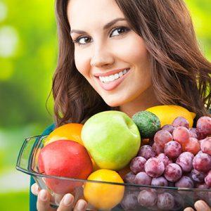 Какие продукты омолаживают организм человека?