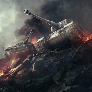 Почем world of tanks так популярна?