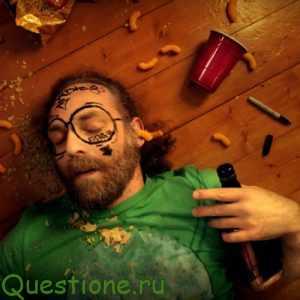 Как быстро избавиться от похмелья после запоя?