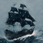 Как называется передняя часть корабля?