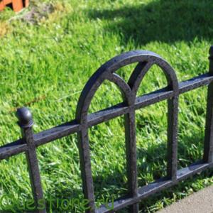 Для чего нужны газонные ограждения?