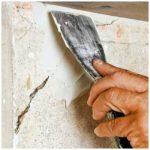Как снять краску с бетона?