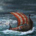 Как называется лодка викингов