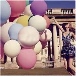 Сколько стоит надуть шарики гелием